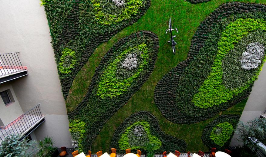 Verdevertical jardines verticales for Proyecto jardines verticales